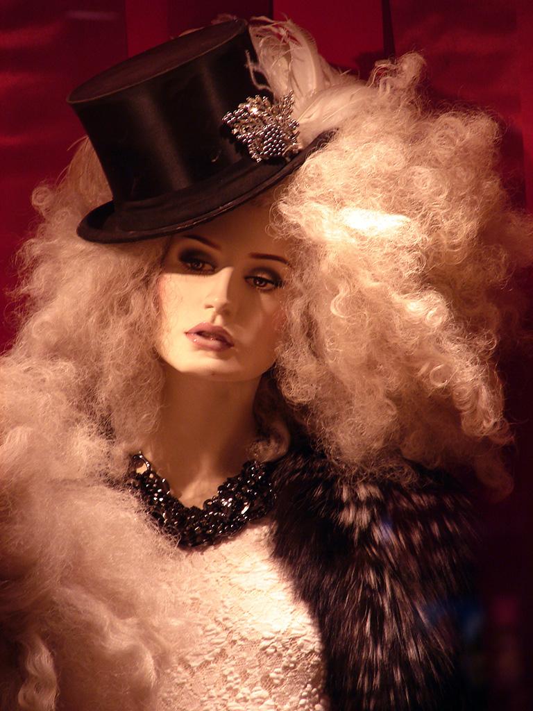 rootstein mannequins,