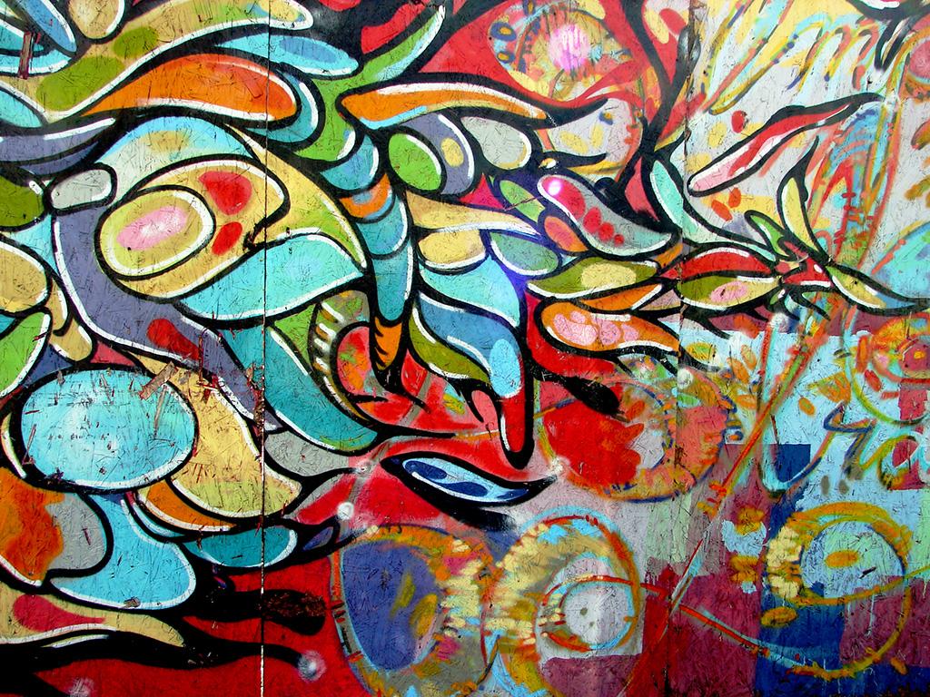 Graffiti Art: Brooklyn | Maria Day Photoblog